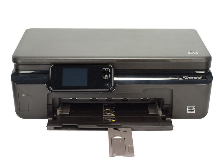 HP Photosmart 5520 All-In-One printer driver Free Download For Windows