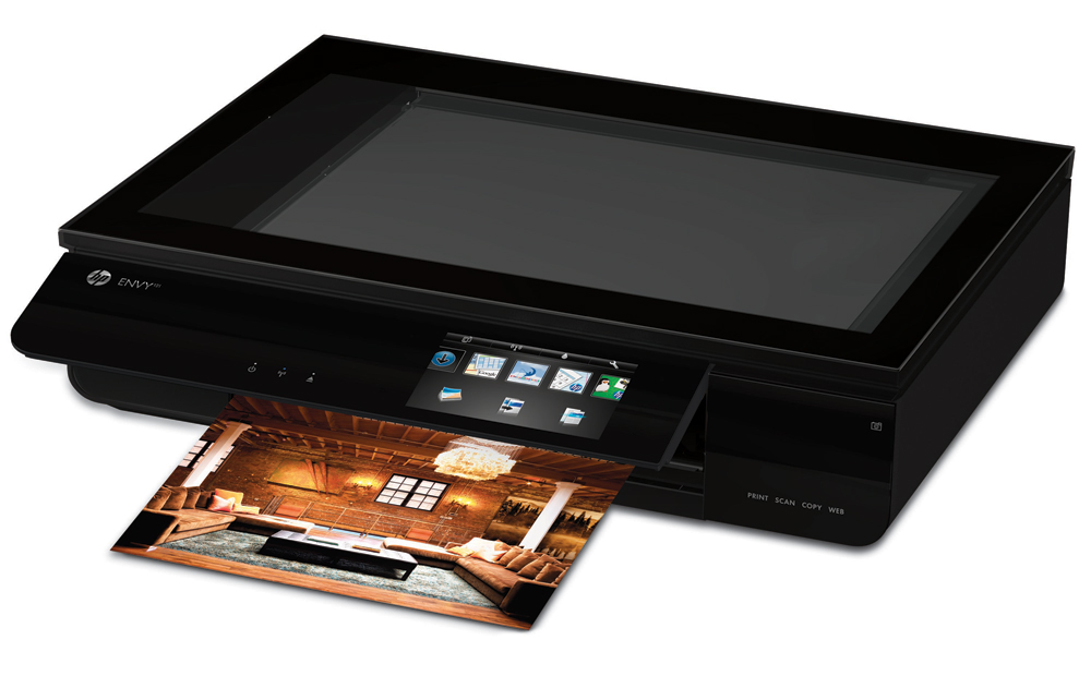 HP ENVY 5530 e-All-in-One Printer Driver Free Download For Windows