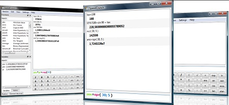Top 5 laptop /notebook/ultrabook alternative scientific, web calculator software's of windows calculator