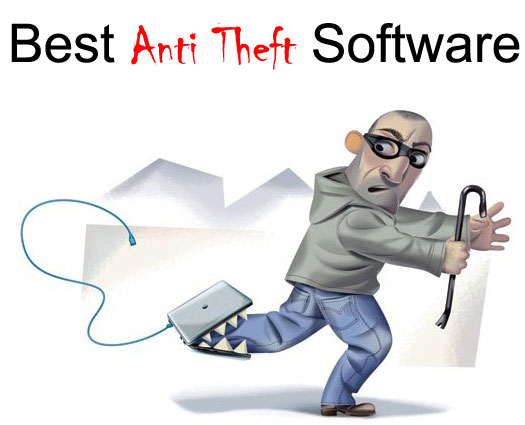 Top 5 Laptop /Notebook/Ultrabook Anti Theft, Security And Tracker Softwares Of Windows For Laptop