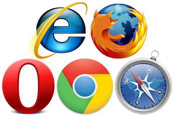 Access Internet With Latest Top 5 web browsers in 2015 free download for windows 7, 8.1