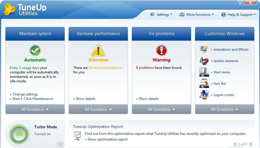 Top 5 PC Tune-up Utilities Free Download For Windows