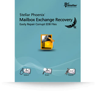 Stellar Phoenix Mailbox Exchange Recovery Software