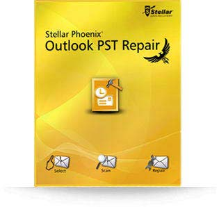 Stellar Phoenix Outlook PST repair tool Download
