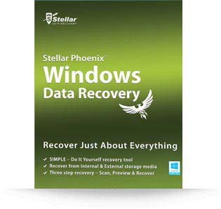 Stellar Phoenix Windows Data Recovery Tech Software Download