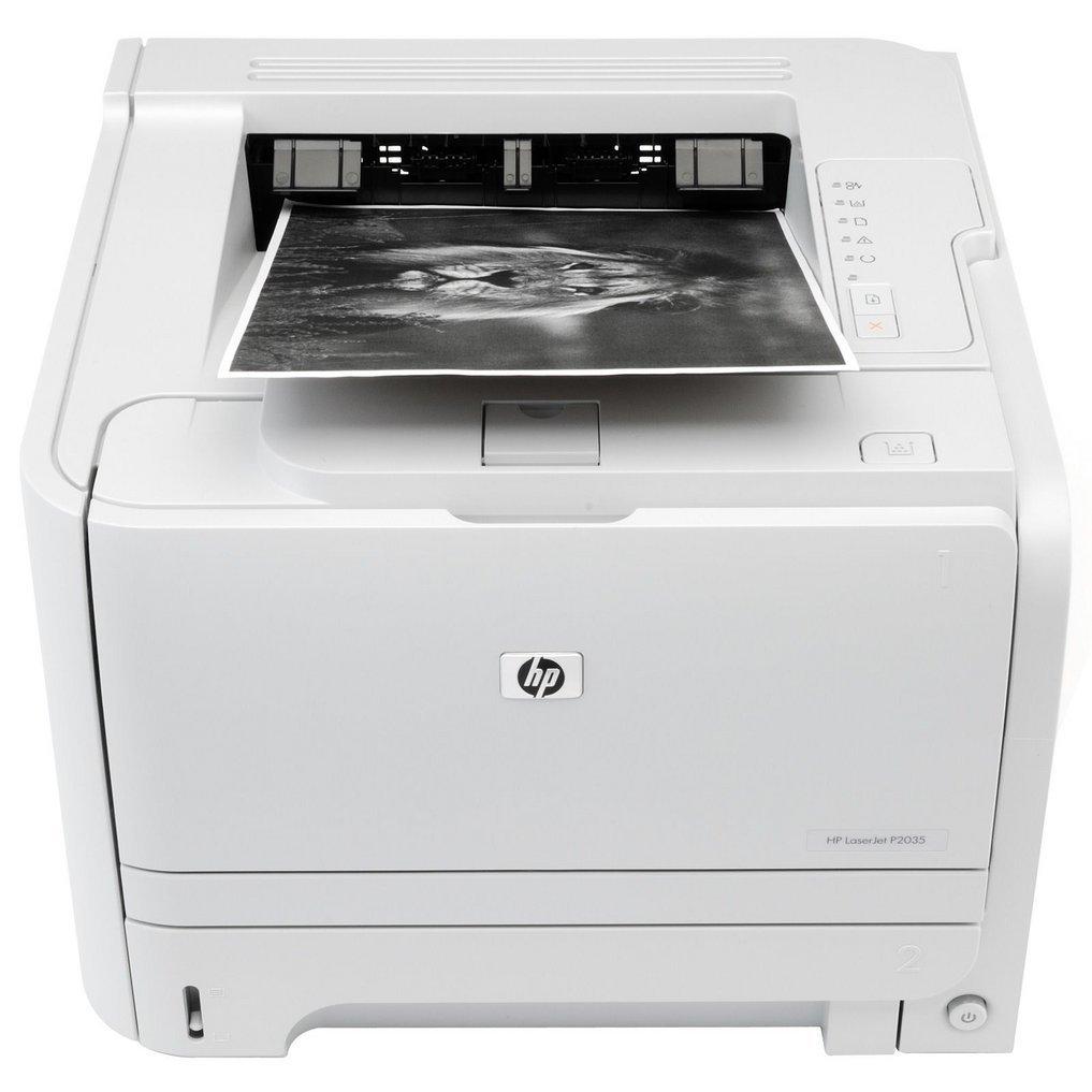 Série de impressoras P2035 HP LaserJet Downloads de ...